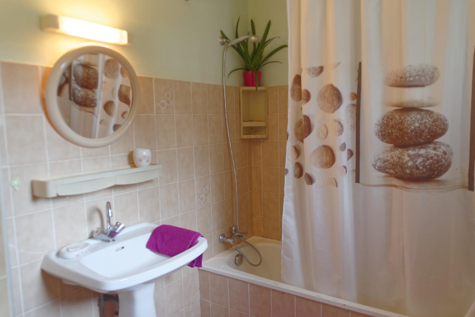 Salle de bain Petit Gite